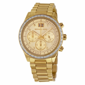 Michael Kors MK6187 Brinkley Ladies Chronograph Quartz Watch