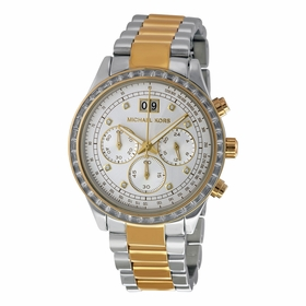 Michael Kors MK6188 Brinkley Ladies Chronograph Quartz Watch