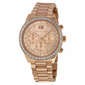 Michael Kors MK6204 Brinkley Ladies Chronograph Quartz Watch