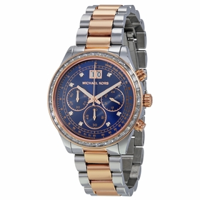 Michael Kors MK6205 Brinkley Ladies Chronograph Quartz Watch