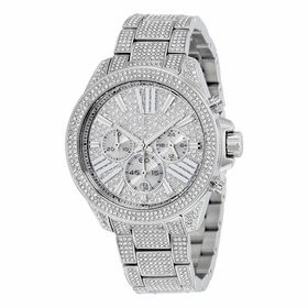 Michael Kors MK6317 Wren Ladies Chronograph Quartz Watch