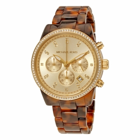 Michael Kors MK6346  Ladies Chronograph Quartz Watch