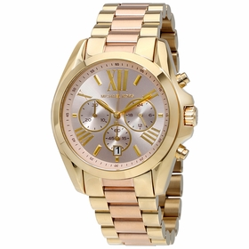Michael Kors MK6359 Bradshaw Ladies Chronograph Quartz Watch