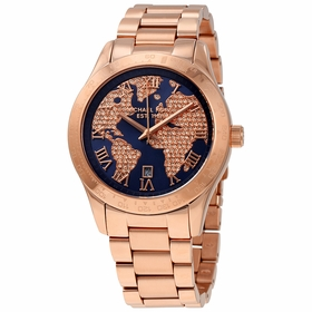 Michael Kors MK6395 Layton Ladies Quartz Watch