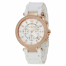 Michael Kors MK6405 Parker Ladies Chronograph Quartz Watch