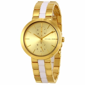 Michael Kors MK6472 Garner Ladies Quartz Watch