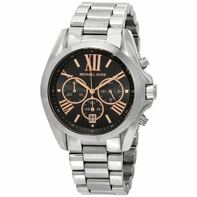 Michael Kors MK6557 Bradshaw Ladies Chronograph Quartz Watch