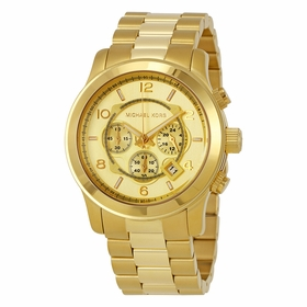 Michael Kors MK8077 Runway Mens Chronograph Quartz Watch