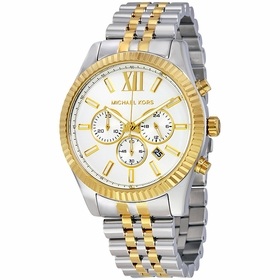 Michael Kors MK8344 Lexington Mens Chronograph Quartz Watch