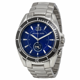 Michael Kors MK8400 Jetmaster Mens Quartz Watch