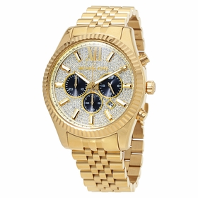 Michael Kors MK8494 Lexington Mens Chronograph Quartz Watch