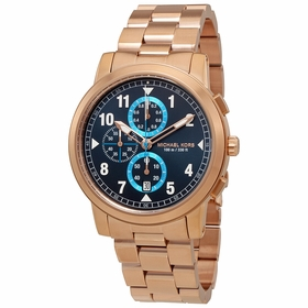 Michael Kors MK8550 Paxton Mens Chronograph Quartz Watch
