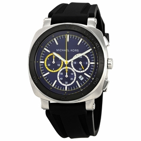 Michael Kors MK8553 Bax Mens Chronograph Quartz Watch