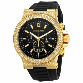 Michael Kors MK8556 Dylan Ladies Chronograph Quartz Watch