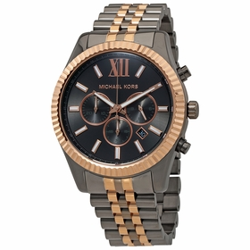 Michael Kors MK8561 Lexington Mens Chronograph Quartz Watch