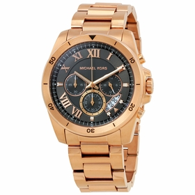 Michael Kors MK8563 Brecken Mens Chronograph Quartz Watch