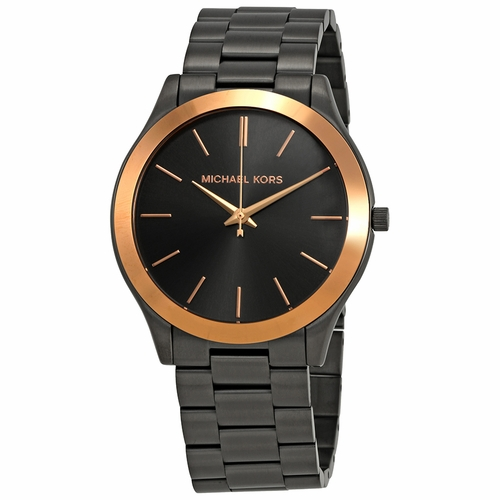 Michael Kors MK8576 Slim Runway Ladies Quartz Watch