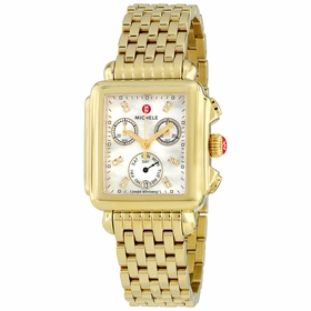 Michele MWW06P000016 Deco Day Ladies Chronograph Quartz Watch