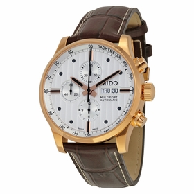 Mido M005.614.36.031.00 Multifort Mens Chronograph Automatic Watch