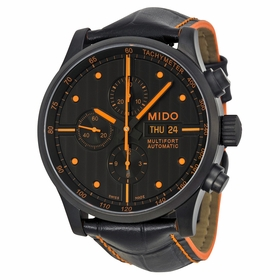Mido M005.614.36.051.22 Multifort Mens Chronograph Automatic Watch