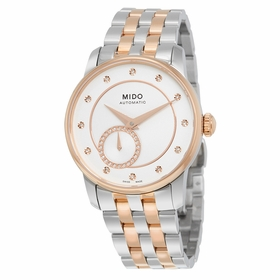 Mido M0072282203600 Baroncelli II Ladies Automatic Watch