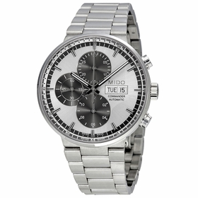 Mido M014.414.11.031.09 Commander II Mens Chronograph Automatic Watch
