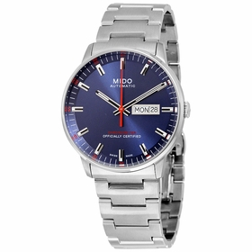 Mido M021.431.11.041.00 Commander II Mens Automatic Watch