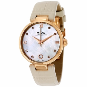 Mido M022.207.36.116.11 Baroncelli II Ladies Automatic Watch