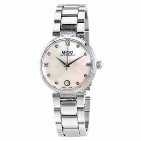 Mido M022.207.61.116.11 Baroncelli II Ladies Automatic Watch