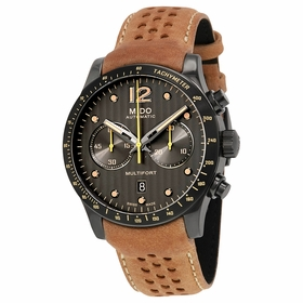 Mido M025.627.36.061.10 Multifort Mens Chronograph Automatic Watch