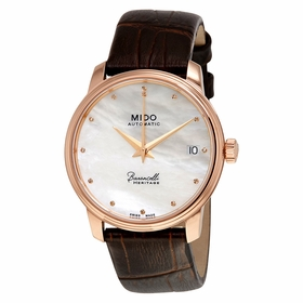 Mido M027.207.36.106.00 Baroncelli Heritage Ladies Automatic Watch