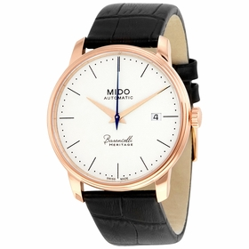 Mido M027.207.36.260.00 Baroncelli II Ladies Automatic Watch