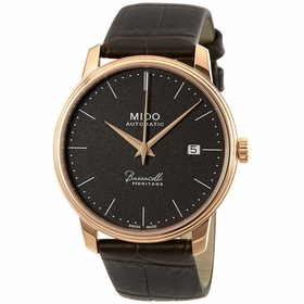 Mido M027.407.36.080.00 Baroncelli II Mens Automatic Watch