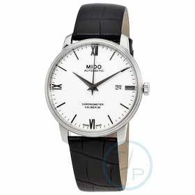 Mido M027.408.16.018.00 Baroncelli III Mens Automatic Watch