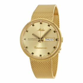 Mido M842932213 Commander Unisex Automatic Watch