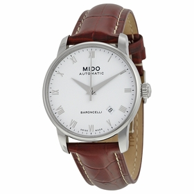 Mido M8600.4.26.8 Baroncelli Mens Automatic Watch