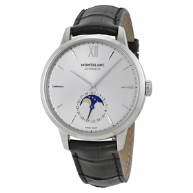 MontBlanc 110699 Meisterstuck Heritage Mens Automatic Watch