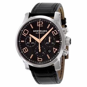 MontBlanc 101548 Timewalker Mens Chronograph Automatic Watch