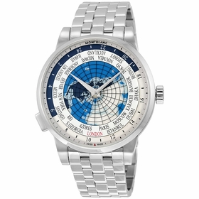 MontBlanc 112309 Meisterstuck Heritage Mens Automatic Watch