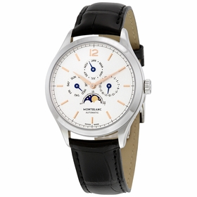 MontBlanc 112534 Heritage Chronometrie Quantieme Mens Automatic Watch