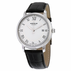MontBlanc 112609 Tradition Mens Automatic Watch