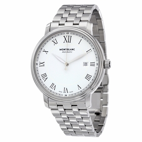 MontBlanc 112610 Tradition Mens Automatic Watch