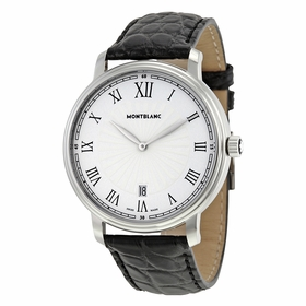 MontBlanc 112633 Tradition Mens Quartz Watch
