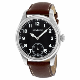 MontBlanc 112638 1858 Mens Hand Wind Watch