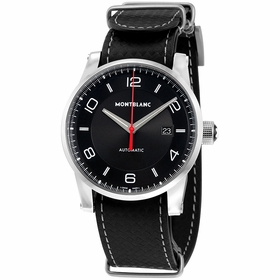 MontBlanc 113850 Timewalker Urban Speed Mens Automatic Watch