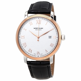 MontBlanc 114336 Tradition Mens Automatic Watch