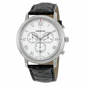 MontBlanc 114339 Tradition Mens Chronograph Quartz Watch