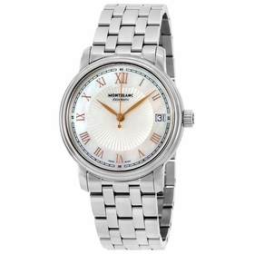 MontBlanc 114367 Tradition Ladies Automatic Watch