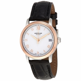 MontBlanc 114368 Tradition Mens Automatic Watch