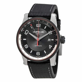 MontBlanc 115080 TimeWalker UTC Mens Automatic Watch